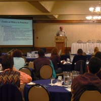 Articling Agrologists Workshop, Dave Whiting Presenter