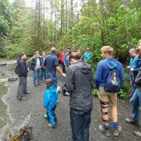 The Fossil Tour was held at the Courtenay Palaentology Centre with a field trip to the Trent River and was held on September 14, 2019.